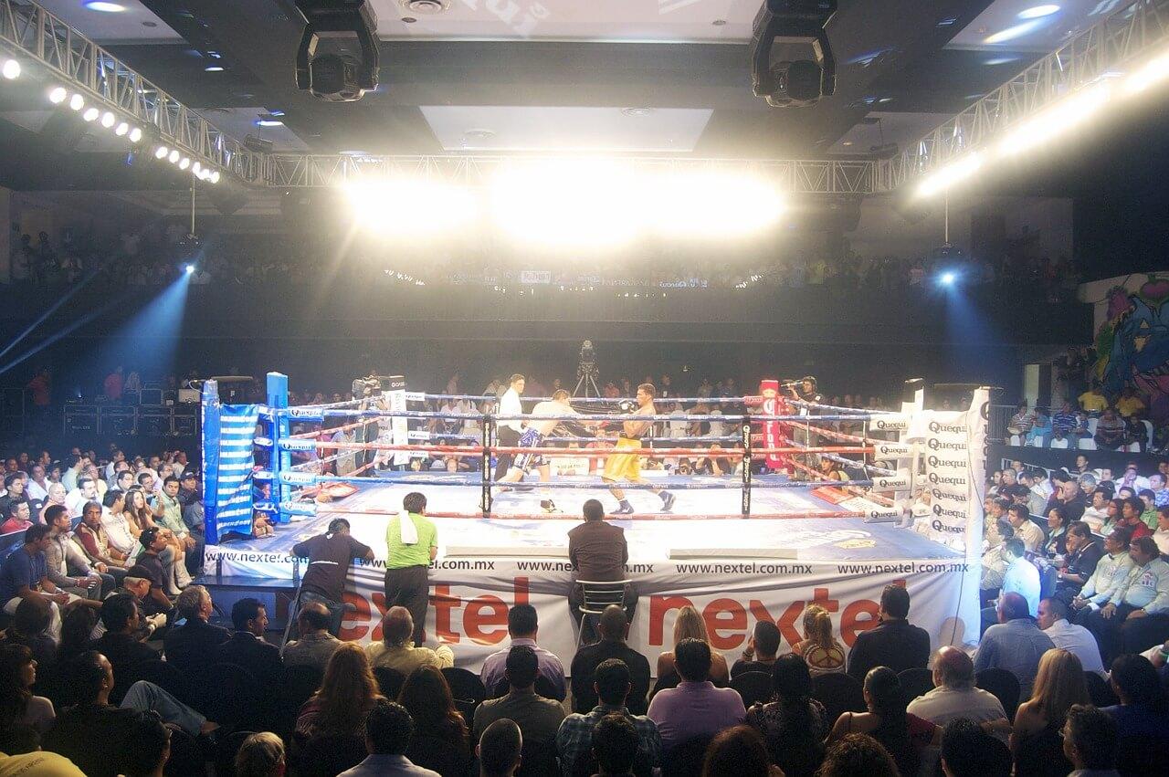 Rozbity łuk brwiowy – przypadłość bokserska